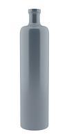 ceramic vase isolated on white background. 3d illustration