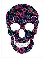 Skull Sign Isolated on White Background. Vector Illustration EPS10. Skull Sign Vector Illustration