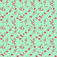Abstract Music Seamless Pattern Background. Vector Illustration. EPS10. Abstract Music Seamless Pattern Background. Vector Illustration.