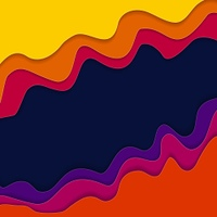 Abstract Colored Wave  Background. Vector Illustration. EPS10. Abstract Colored Wave  Background. Vector Illustratio