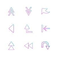 arrows,  directions,  left,  right,  pointer,  download,  upload,  up,  down,  play,  pause,  foword,  rewind,  icon, vector, design,  flat,  collection, style, creative,  icons