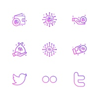 twitter,  flicker,  twitter, Nexus,  nxs,  crypto,  currency,  crypto cuurency,  money,  exchange,  coin,  dollar,  graph,  icon, vector, design,  flat,  collection, style, creative,  icons