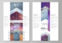 Blog graphic business templates. Page website template, easy editable abstract vector layout. Bright color colorful design, beautiful futuristic background.. Blog graphic business templates. Page website design template, easy editable abstract vector layo