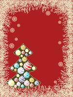 abstract holiday background. vector