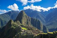 インカ帝国古代都市・マチュピチュ遺跡