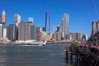 ブルックリンよりマンハッタン