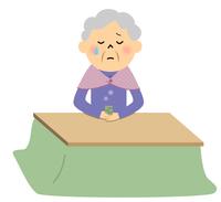 シニア おばあちゃん 淋しい