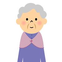 シニア おばあちゃん