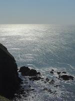 えりも岬からの風景