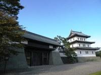 松前城本丸御門
