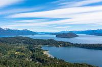 バリローチェのナウエル・ウアピ湖