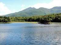 知床五湖 3湖