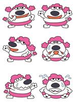犬キャラクター