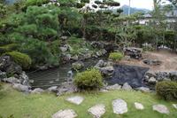 萩の町並み 旧桂太郎旧家庭園