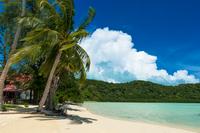ロック・アイランドのリゾート島
