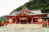 津和野の風景 太鼓谷神社