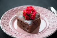 ガトーショコラ バレンタインデー ハート