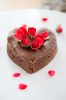 ガトーショコラ ハート バレンタインデー