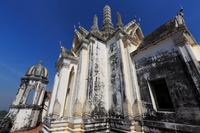 タイ国ペッブリー県のプラ・ナコーンキリ宮殿