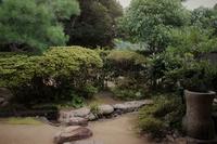 萩の町並み 旧口羽家住宅庭園