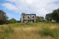 忘れられた戦時建物