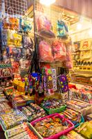 バンコク市内の街角