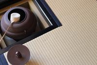 和室:茶釜と炉(横位置)