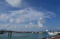 石垣島の港