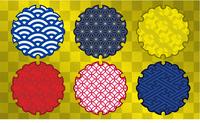 日本の柄パターン