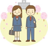 学生 入学式
