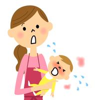 赤ちゃん 大泣き