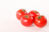 複数のトマト
