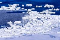 能取岬の流氷