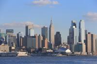 ニュージャージーからマンハッタン