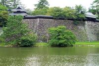 松江城 二の丸跡