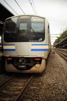 北鎌倉駅 横須賀線E217系