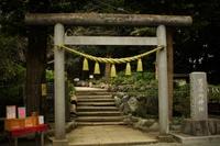 鎌倉の町並み 葛原岡神社