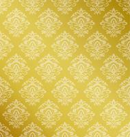 ダマスク柄 シームレスパターン背景