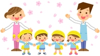 園児 保育士 春