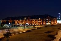 赤煉瓦倉庫街夜景