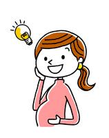 妊婦:思いつく、アイデア