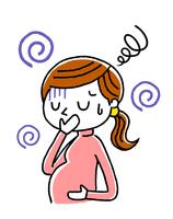 妊婦:つわりで気持ち悪い、気分が悪い