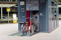 サイクルツリー(機械式立体駐輪場)
