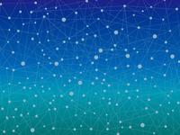 ネットワークイメージ 背景素材
