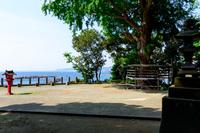 海辺の神社 熊野神社 横須賀