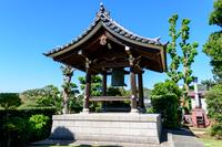 梵鐘 櫓 光徳寺 葉山