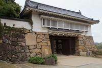 岡山城(不廻門)
