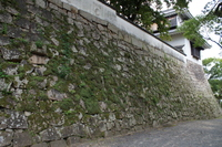 岡山城(石垣)