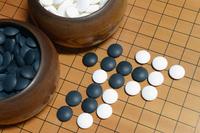 囲碁の対局イメージ