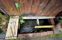 里山 琵琶湖と命をめぐる湧き水と共存する村
